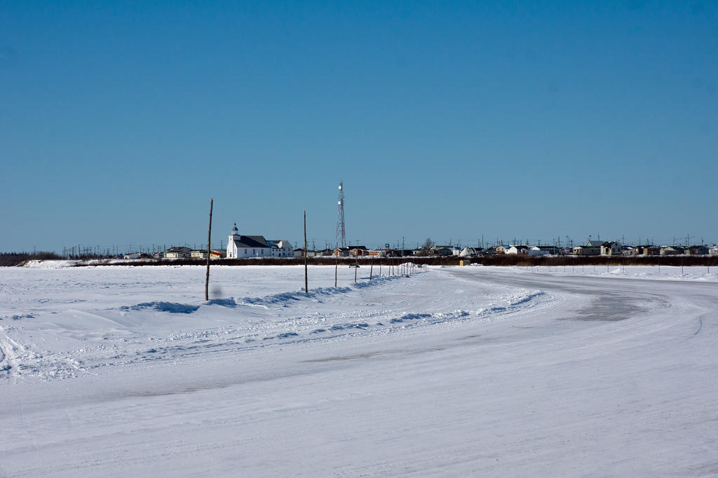 Attawapiskat settlement